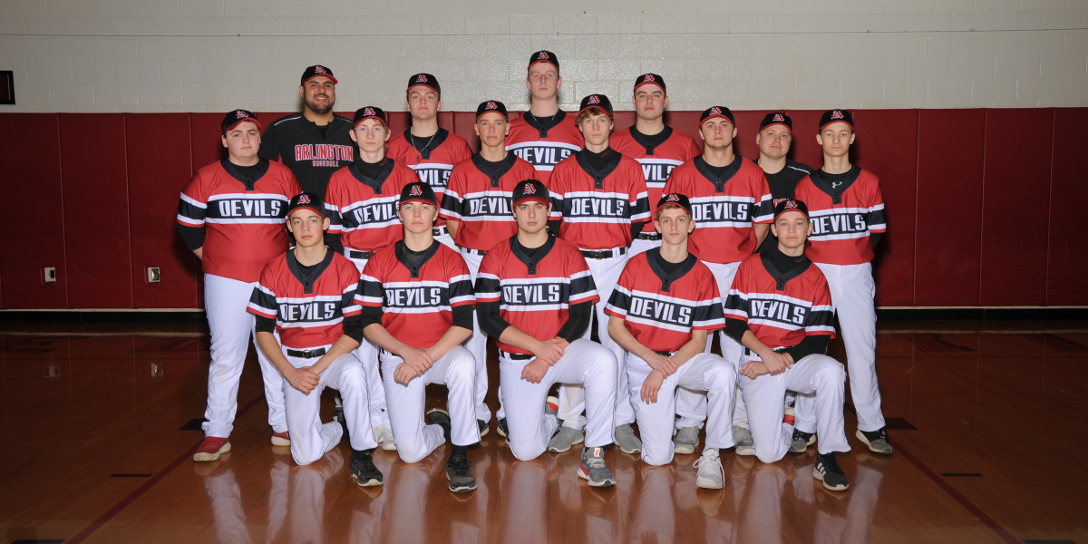 2019 Red Devil Baseball